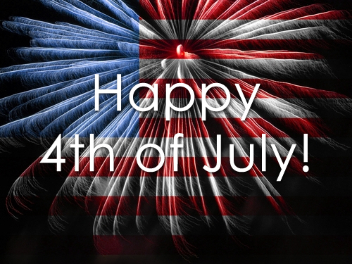 Happy Independence Day, America! | The Hope Center of ...