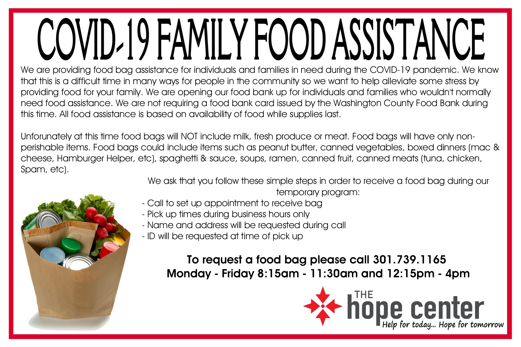 COVID-19 FOOD ASSIST-001