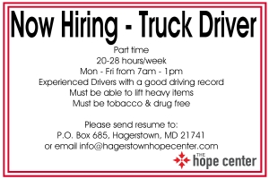Truck Driver 1-001